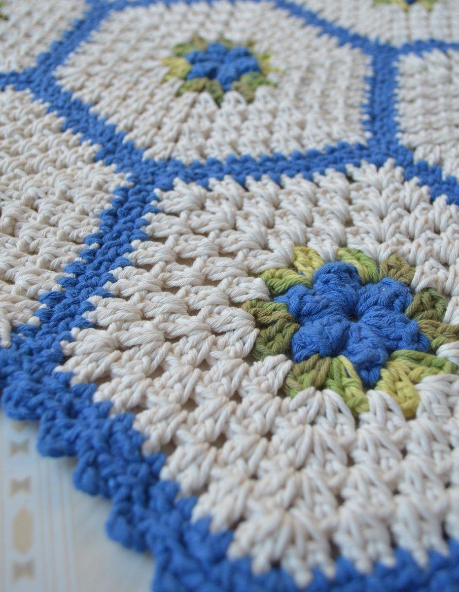 Tapete Em Croch Para Sala Cozinha Banheiro Produzido Com Barbante  -> Tapetes De Croche Para Sala