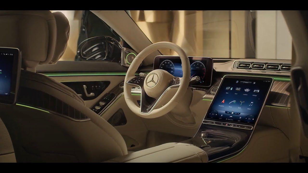 2021 Mercedes S Class S 500 4matic S Klasse Launch Sedan Luxury What S New How Price Youtube Mercedes S Class Interior Mercedes S Class S Class