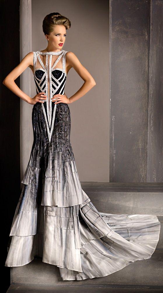 new style f1cd6 8bfd3 designer abendkleider 5 besten | Fly | Couture kleider ...