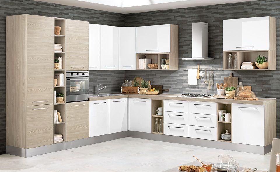 Cucina Sara Mondo Convenienza Cucine, Arredamento, Moderno