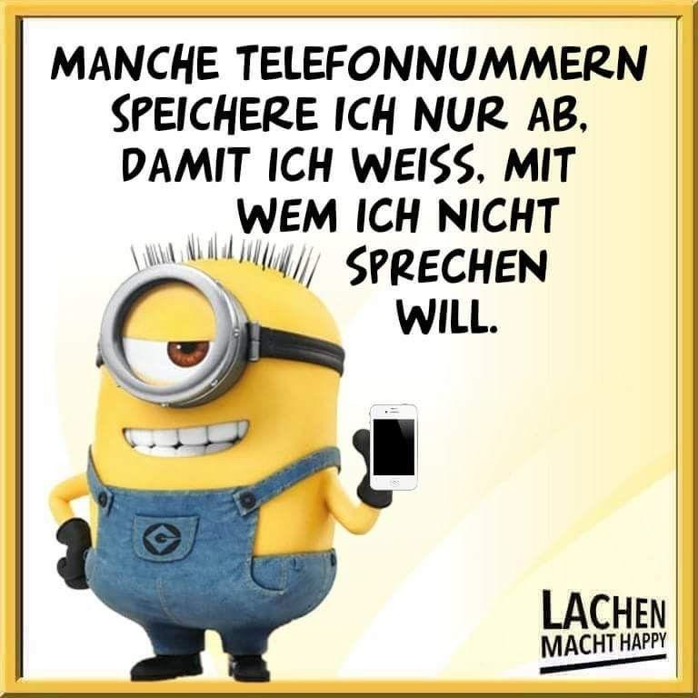 Sprüche Minions Deutsch