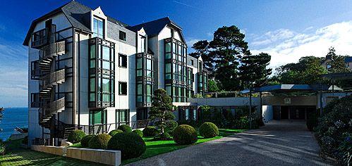 Agapa Hotel and Spa, Perros-Guirec, Luxury France Spa Hotel, SLH