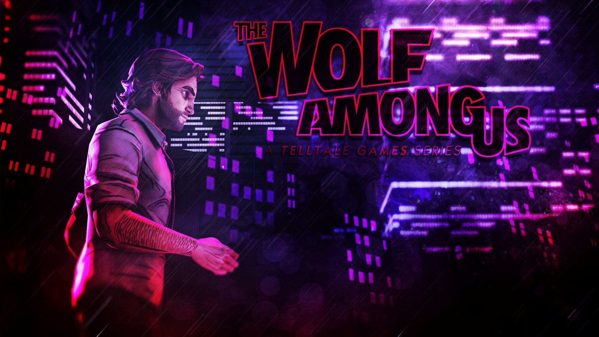 Image Result The Wolf Among Us Retro Waves Image