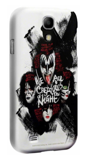 KISS bandUP! Phone Case - Click to purchase!