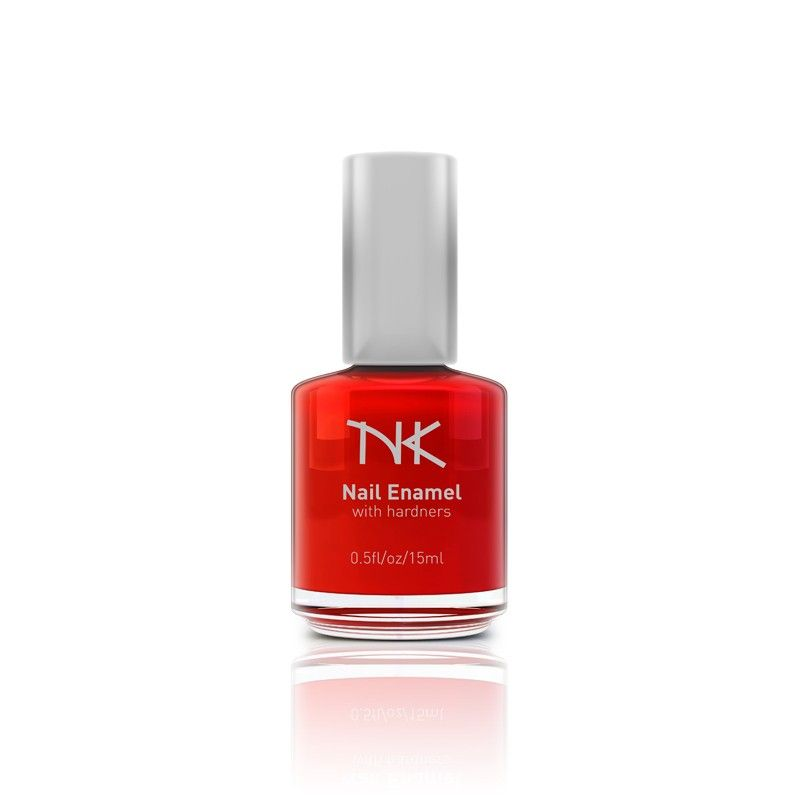 NK NAIL ENAMEL -  Available in a wide range of dramatic shades, NK Nail Enamel delivers hardwearing color perfect for daily wear. Our streak-free lacquer features a luxurious pearly finish that wont chip or peel.