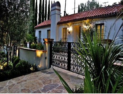 front gates | Dream backyard, Backyard landscaping, Backyard