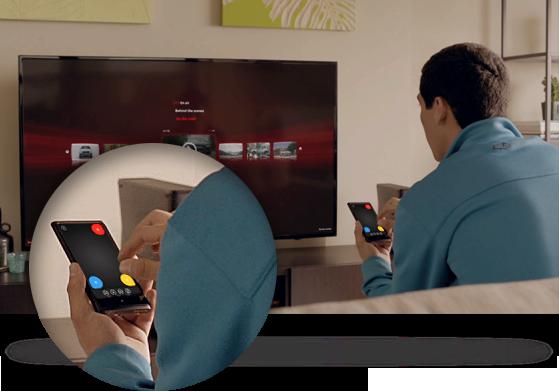 SmartGlass example Xbox, Xbox one, App
