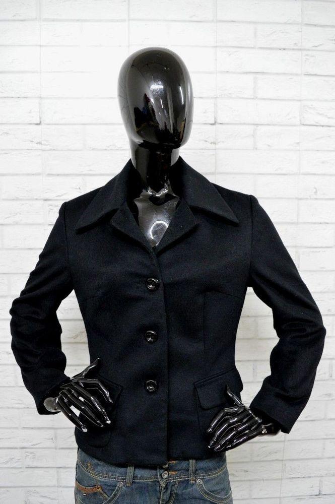 newest collection f7b6e 016a1 DOLCE Size 44 amp; Jacket GABBANA Woman CASHMERE Taglia ...