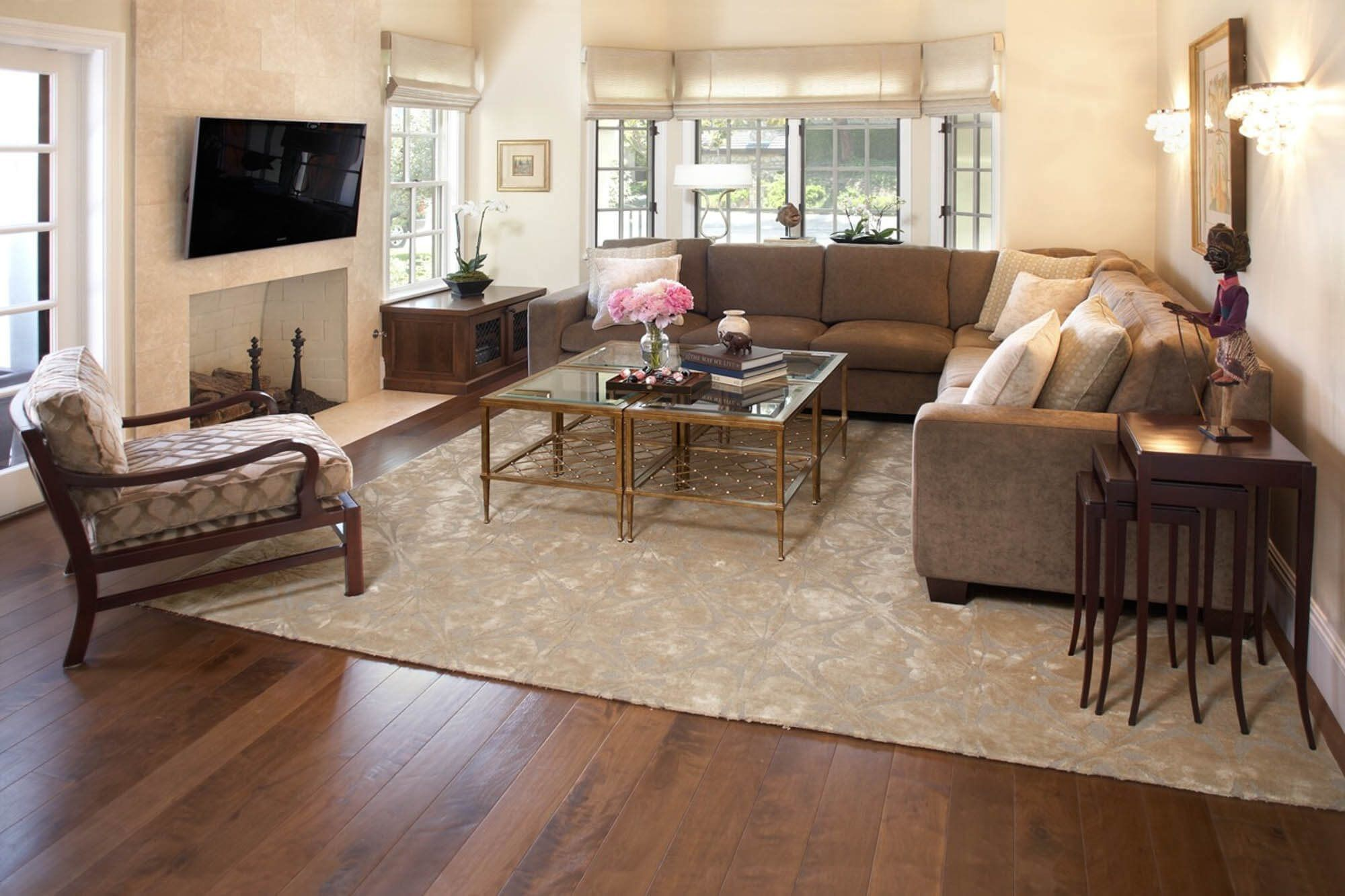 Surprising Large Living Room Rugs Living Room Design Ideas Rugs In Interior Design Ideas Ghosoteloinfo