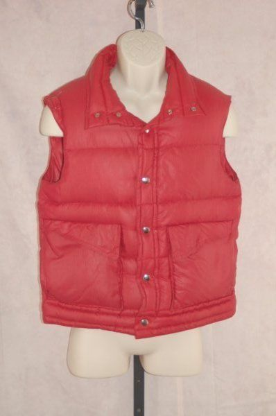 From Mens Vest Holubar Yourself Down Redholubar S Sew Kit Vtg It k0wP8nO