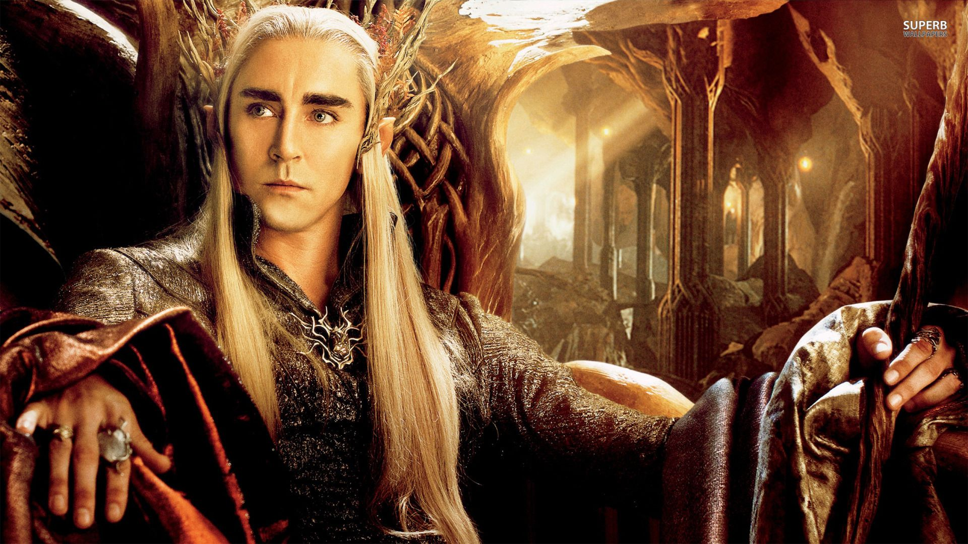 dress - Desolation Thranduil of smaug armor pictures video