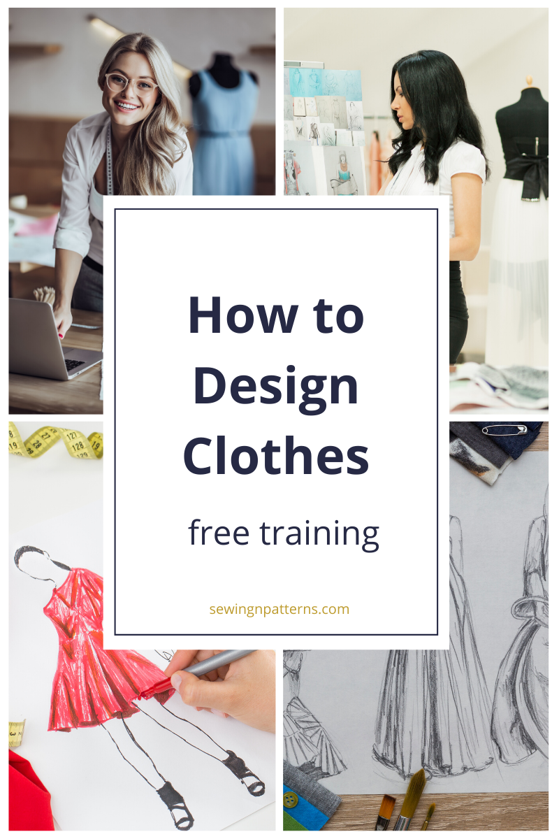 Pin On Fashion Design For Beginners