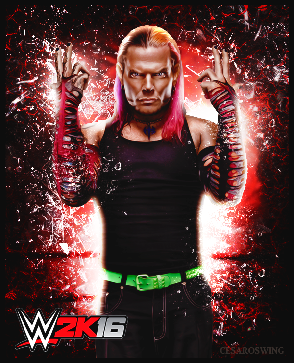 Former Wwe Superstar Jeff Hardy 2k16 Custom Render By Cesaroswing Deviantart Com On Deviantart Jeff Hardy The Hardy Boyz Wwe Superstars