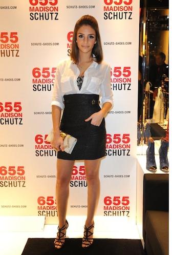 Caroline Celico In 2019 Short Hair Styles Caroline