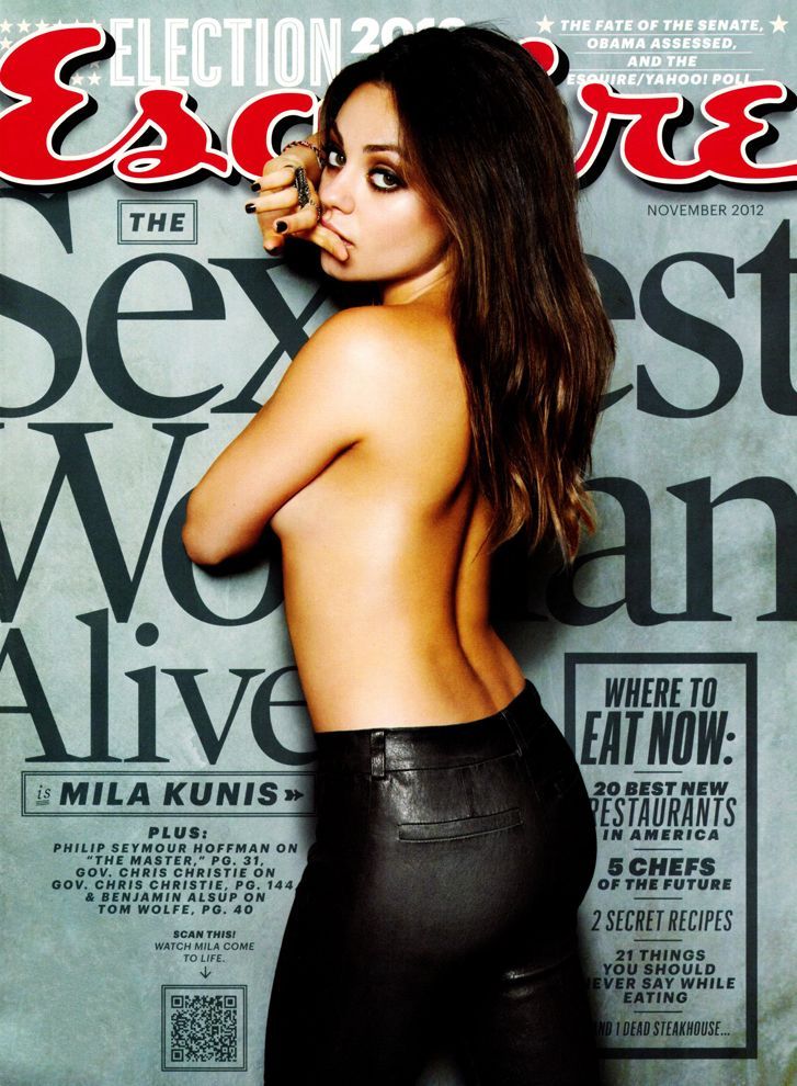 Sexy women magazine