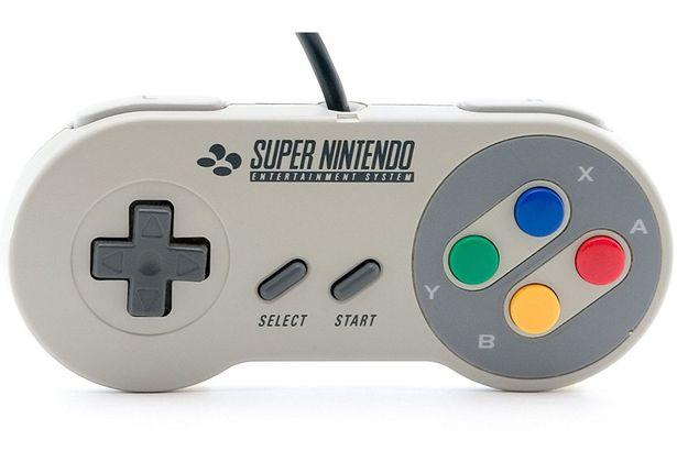 Nintendo Trademark Suggests A Mini Snes Console Could Be In The Pipeline Super Nintendo Super Nintendo Games Nintendo Controller