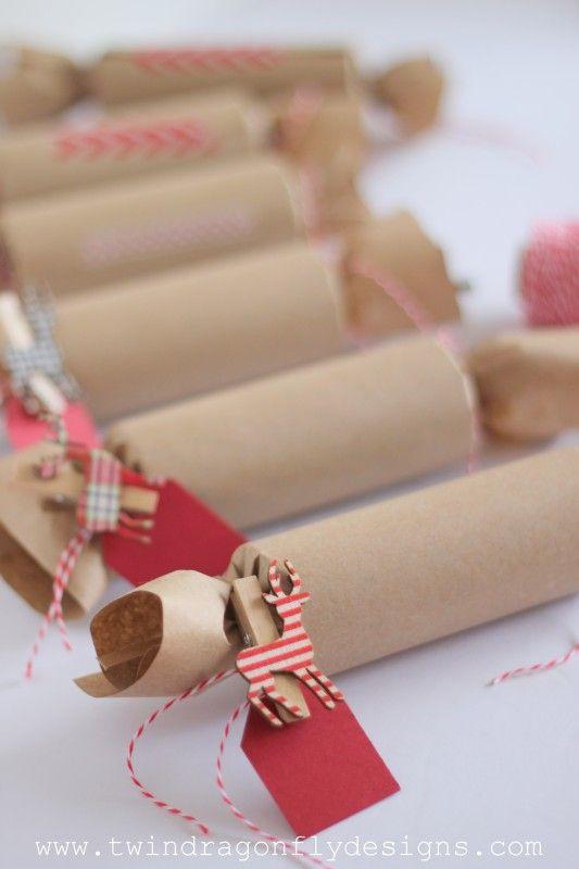 diy christmas cracker - Diy Christmas Crackers