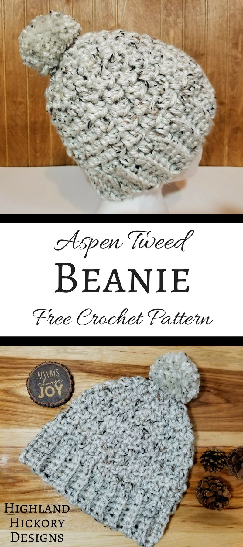 Aspen Tweed Hat | Hats | Pinterest