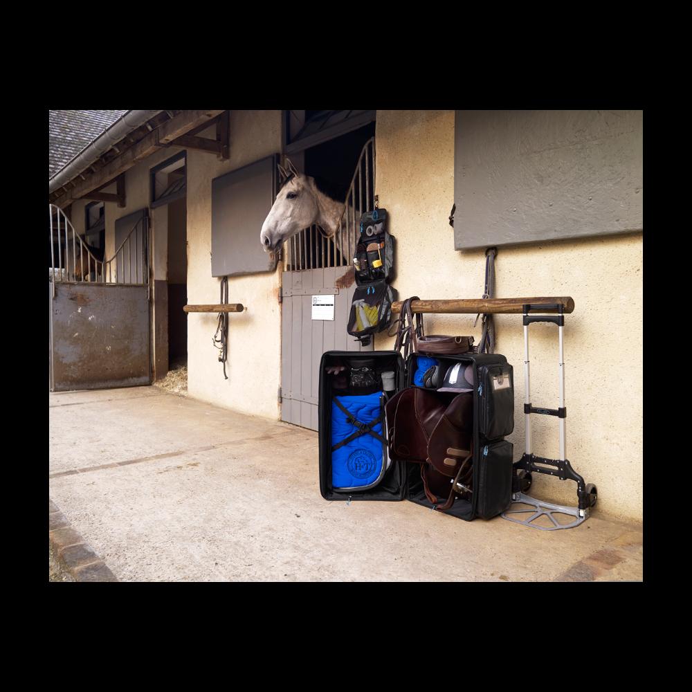 Malle Equitation Malle De Concours Travel Bag Color Horse And Travel Dressage Equitation Malle