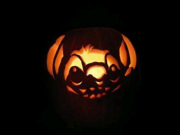 pumpkin template stitch  Stitch pumpkin carving | Disney pumpkin carving, Pumpkin ...