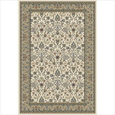 Emperor 4611 14 Ivory Area Rug By Royal Collection From Central Oriental