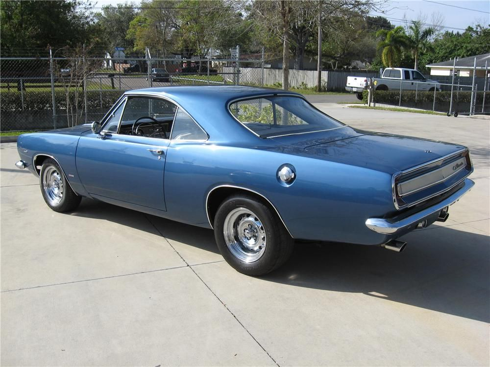 Sold At Palm Beach 2013 Lot 47 1967 Plymouth Barracuda 2 Door Hardtop Autos Americana