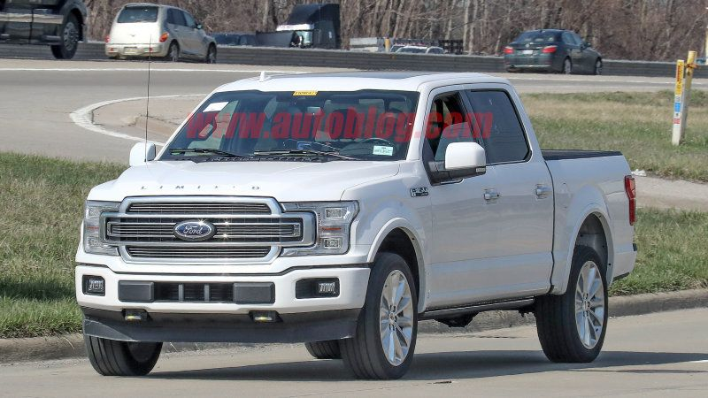 2019 Ford F 150 Gets Updated Styling Similar To Crosstown Rivals
