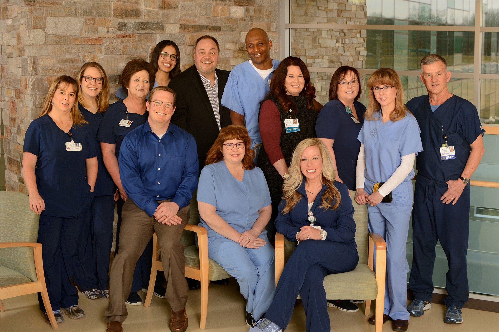 Advanced Wound Center At Wmmc Designated As Center Of Distinction Western Missouri Medical Center Design Medical Center Wind