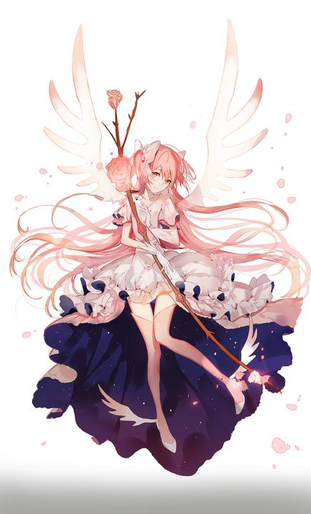 Photo of [SƯU TẦM] Anime Art [ DROP ] – #3: Artist Gomzi – Anime girl