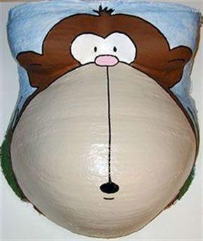 Belly Kit Baby Art Schwangerschaft-Bauchabdruck