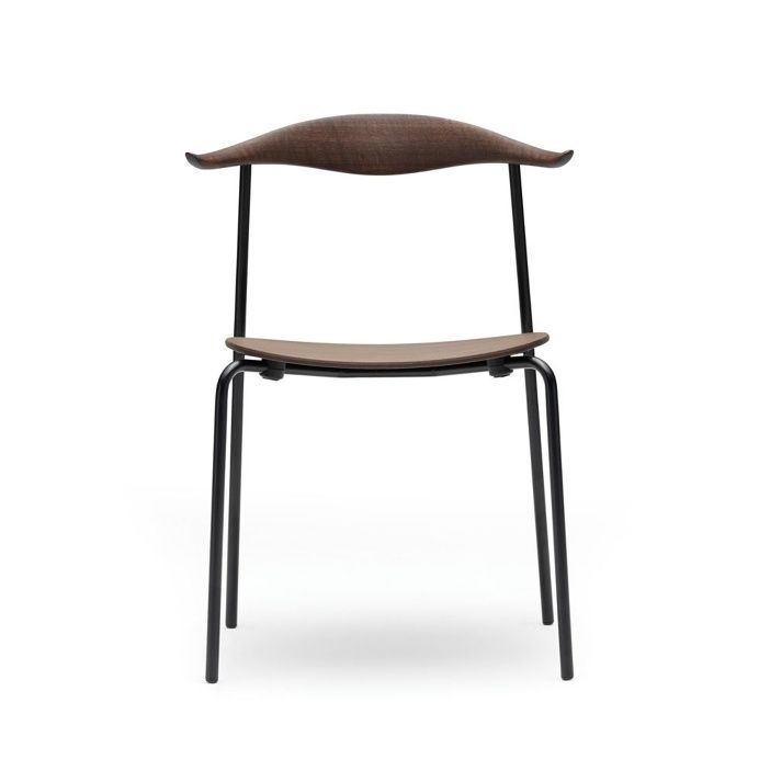 CH88 by Hans J. Wegner for Carl Hansen & Søn. #hansjwegner #carlhansenandson #sidechair #chair #diningchair in Object