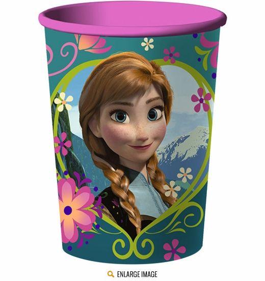 Disney Frozen Plastic Favor Cup Fast Ship Sold Individually Disney Frozen Birthday Frozen Party Supplies Disney Frozen Birthday Party
