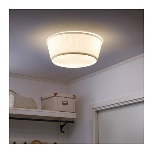 ÅRSTID Plafonieră, alb, 46 cm IKEA | Ceiling lamp white
