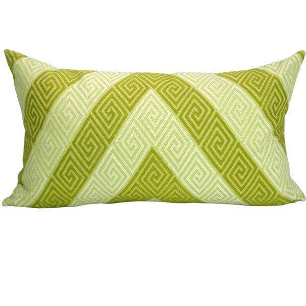 Nebaha Embroidery Lumbar Pillow Cover in Citron ($64) ❤ liked on Polyvore featuring home, home decor, throw pillows, decorative pillows, home & living, home décor, silver, citron throw pillows, patterned throw pillows and embroidered throw pillows