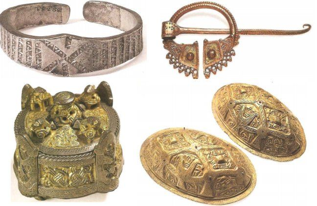 Beautiful Ancient Viking Jewelry Made By Skilled Craftsmen Messagetoeagle Com Gemstone Jewelry Buying Guide