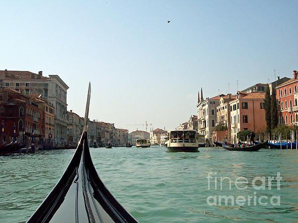 Venice Waterway.  http://bertsworks.com