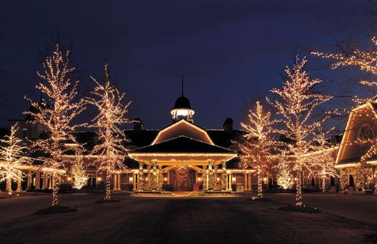 The Ritz Carlton at Christmas on Lake Oconee! Christmas