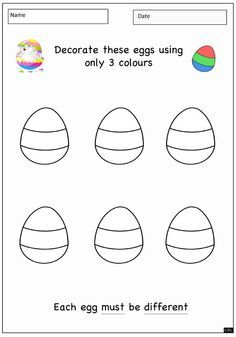 Ks2 easter story chatterbox an activity to help learn some of the easter baskets negle Image collections