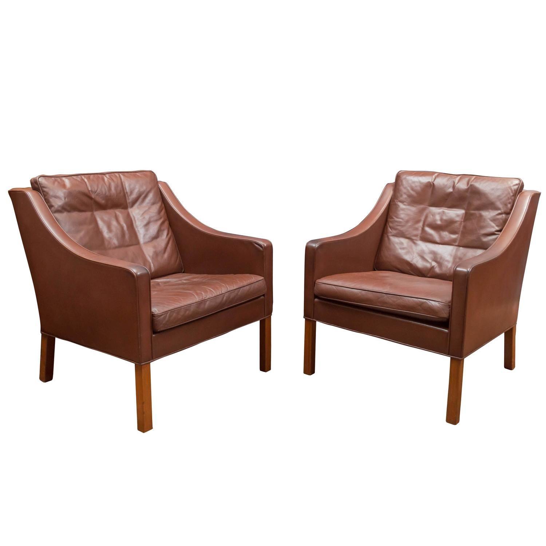 Best Børge Mogensen Lounge Chair Borge Mogensen Model 2207 400 x 300