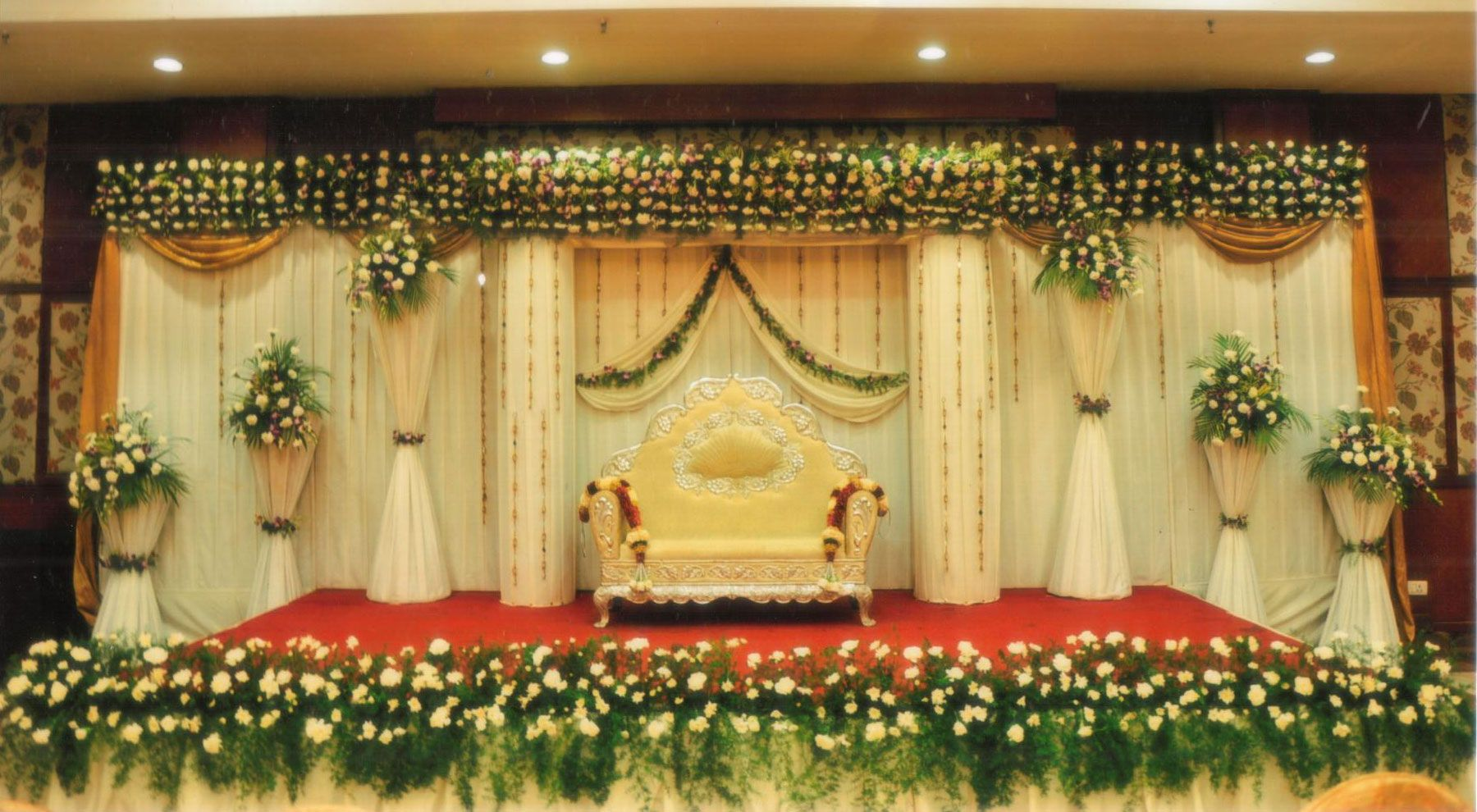 wedding stage decoration wedding decorations natural decorations in image list top decoration favorites home and outdoor furniture designsnatural - Stage Decorations