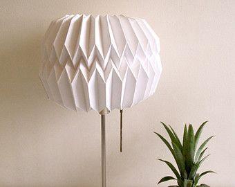 lampe origami abat jour papier abat jour origami lampe papier figure n 1 art and crafts. Black Bedroom Furniture Sets. Home Design Ideas