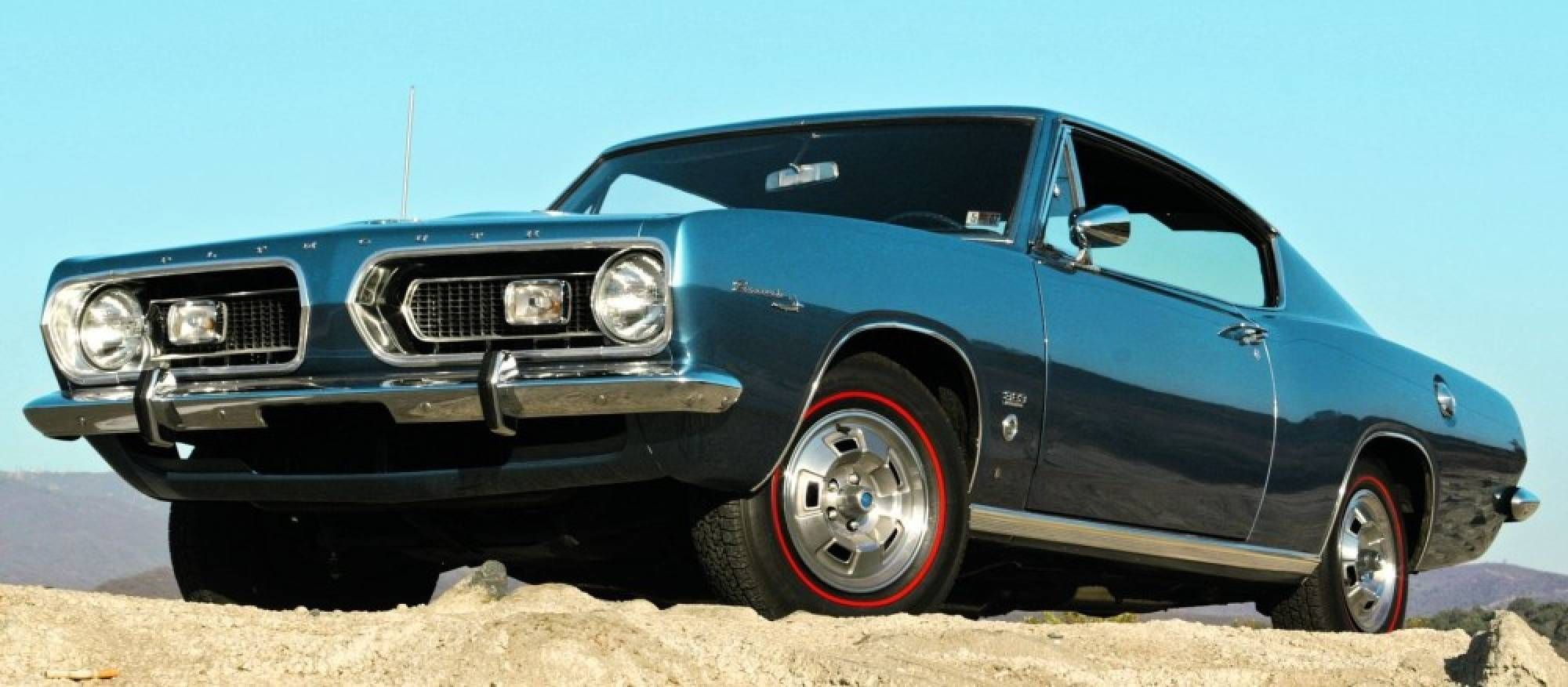 1967-\'69 Plymouth Barracuda - Compact Plymouth with gran turismo ...