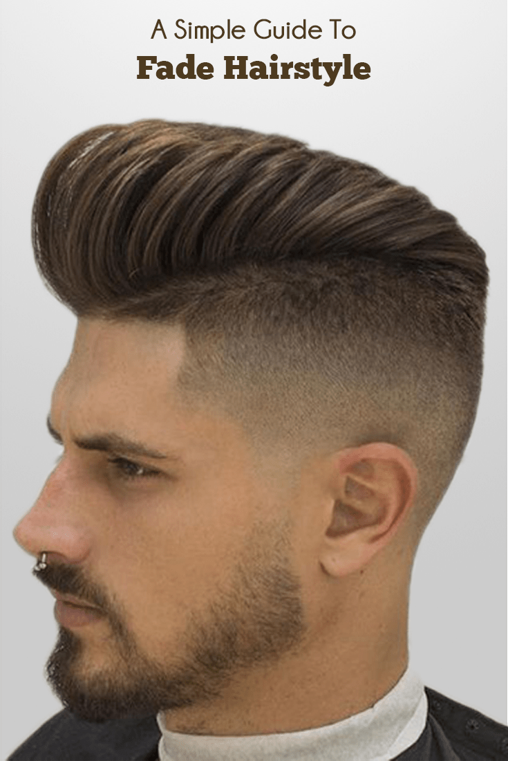 Introduction and guide for the fade style men style pinterest