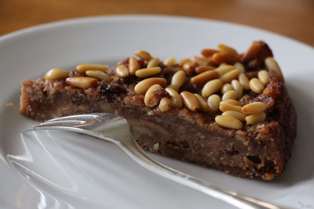 VeganSis - Tessiner Küche vegan: Torta di Pane