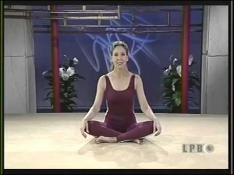 priscilla's yoga stretches  episode 70  yoga yoga pilates