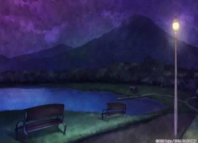 city scenery background anime background anime scenery