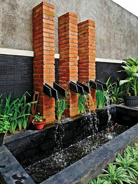 Tempat wudhu apik Home and Design Pinterest House