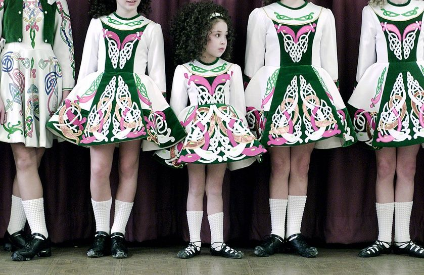 Teams  (Irish dancers)