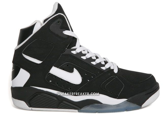715e9f8ad30 NIKE AIR FLIGHT LITE (BLACK)