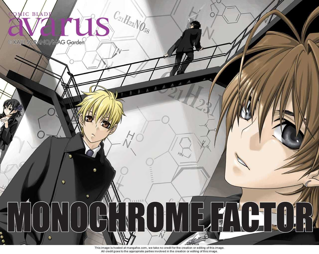 Pin by JJ ) on Monochrome Factor Monochrome, Anime, Factors